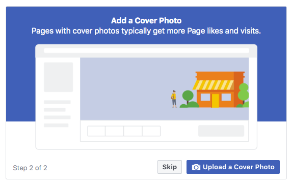 How to Create a Facebook Business Page 3