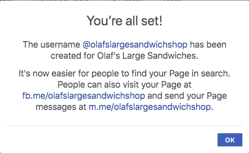 How to Create a Facebook Business Page 8